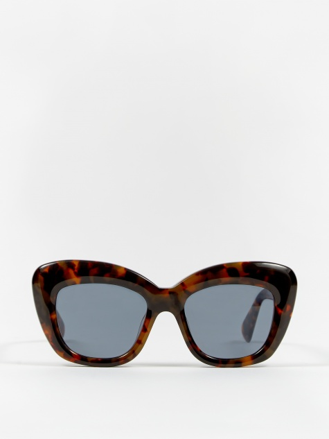 Chibi Sunglasses - Tortoise/Black
