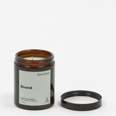 Earl of East London Soy Wax Mid-Size Candle - Strand