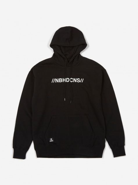 x Neighborhood Hooded Sweatshirt - Black