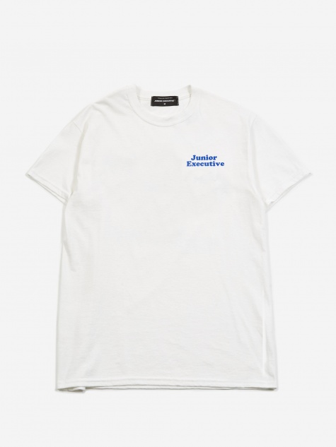 Entertainer T-Shirt - White