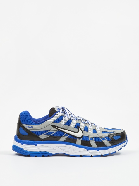P-6000 - Racer Blue/White/Black/Silver
