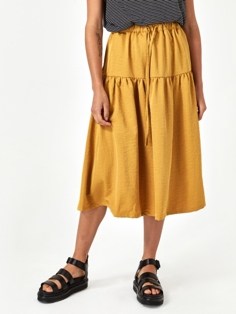 Scott Skirt - Saffron
