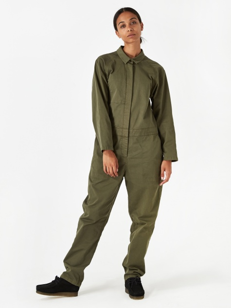 Garland Boilersuit - Olive
