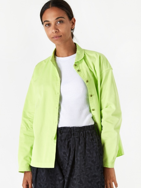YMC Marianne Shirt - Light Green