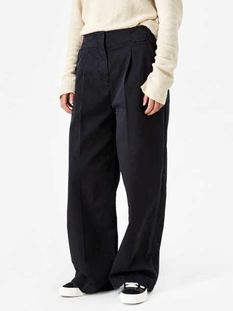 Hall Trouser - Black