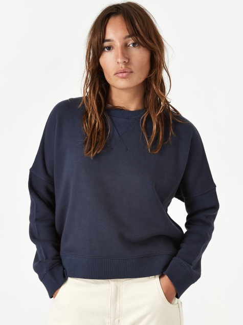Almost Grown Sweatshirt - Navy