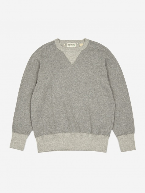 Levis Vintage Clothing Bay Meadows Sweatshirt - Dark Grey