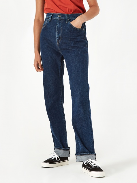 Levis Made & Crafted 701 Jean - Dark Stonewash