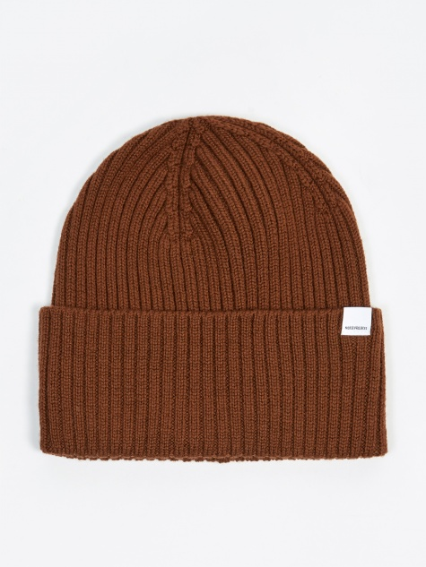 Norse Projects Marin Dry Merino Hat - Duck