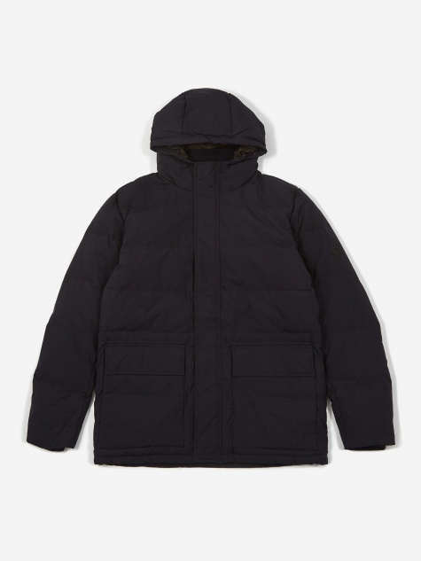 Willum Dry Nylon Jacket - Dark Navy
