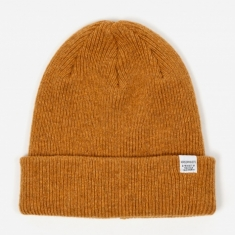 Norse Projects Norse Beanie - Montpellier Yellow