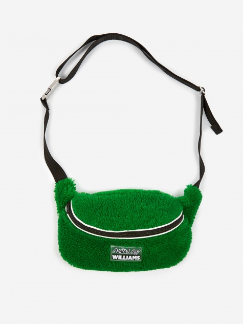 Ashley Williams Bum Bag - Green