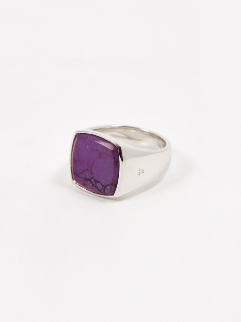 Tom Wood Cushion Ring - Sugilite