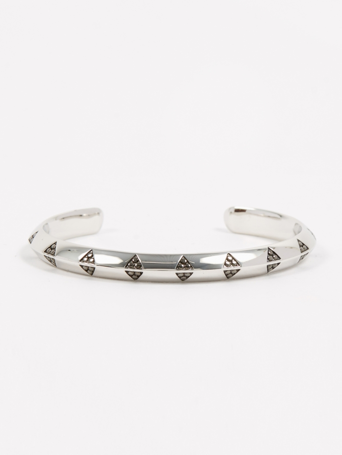 Tom Wood Viking Cuff - Sterling Silver (Image 1)