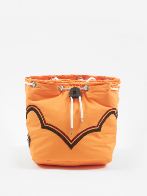 PULLA Drawstring Bag - Orange