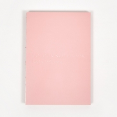Nomess Colour Notebook - Pink