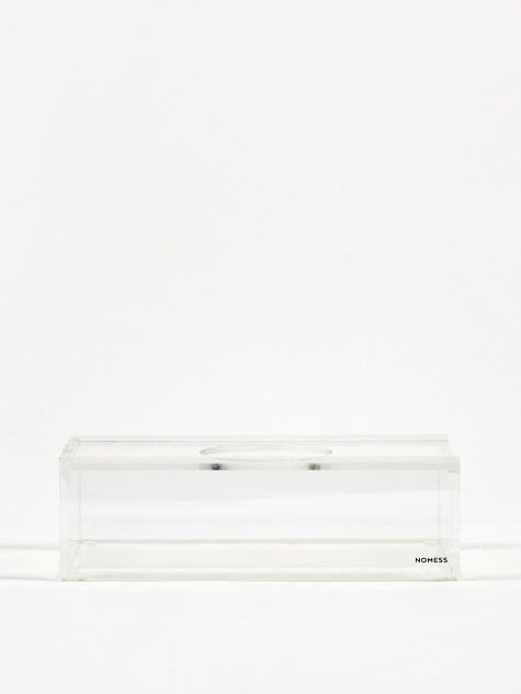 Tissue Box - Clear
