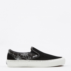 Vans Vault x Goodhood OG Classic Slip-On LX - Black/Marshmallow