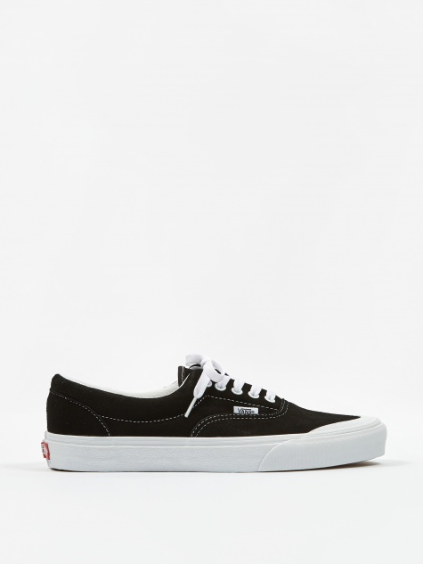 Era TC - Suede Black/True White
