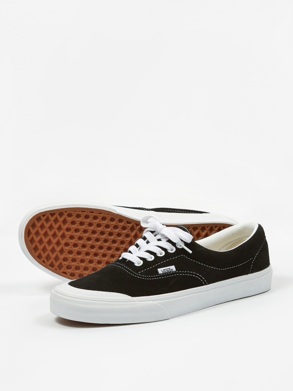big sale 018e6 18db2 Vans Era TC - Suede Black/True White
