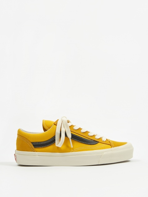 Vault OG Style 36 LX - (Suede/Canvas) Gold/Black