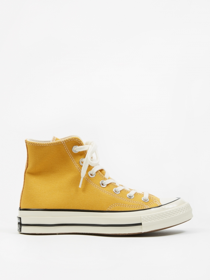Converse Chuck Taylor All Star 70 Hi - Sunflower/Black/Egret (Image 1)