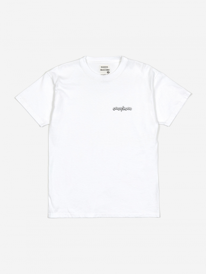 Goods By Goodhood Bolt T-shirt - White (Image 1)