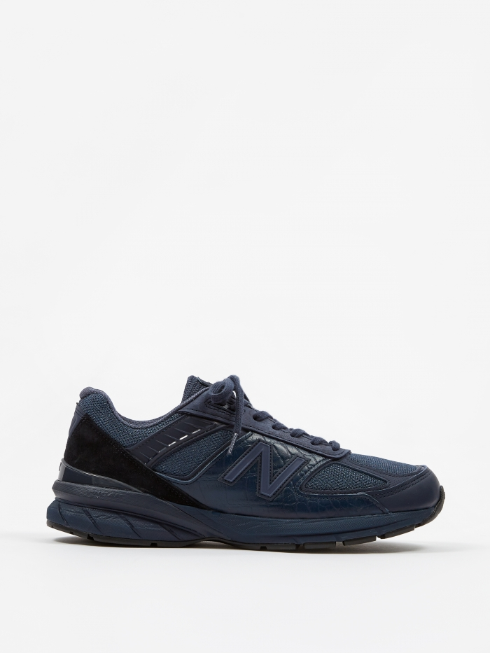 New Balance x Engineered Garments M990EGN5 - Navy (Image 1)