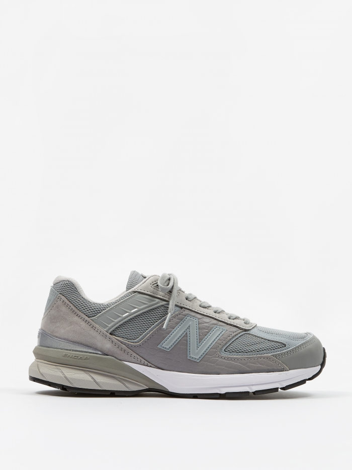 New Balance x Engineered Garments M990EGG5 - Grey/White (Image 1)