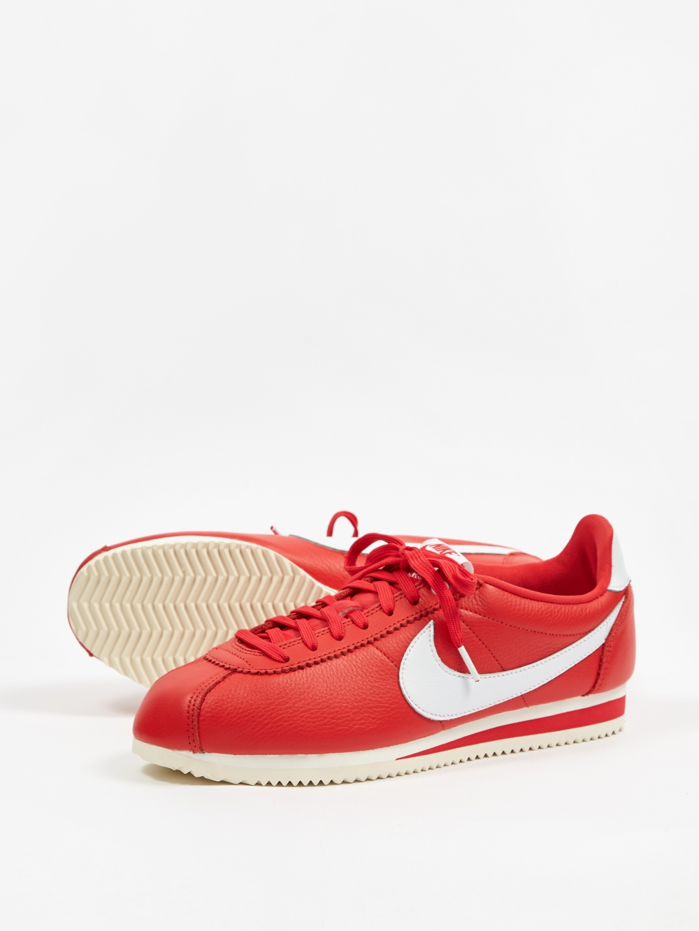 san francisco 337a1 73190 Nike x Stranger Things Cortez (4th of July) - University Red/Whi