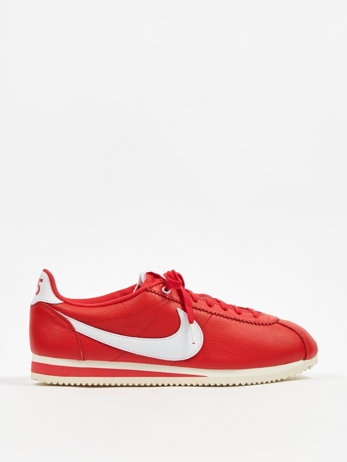 Nike x Stranger Things Cortez (4th of July) - University Red/Whi (Image 1)