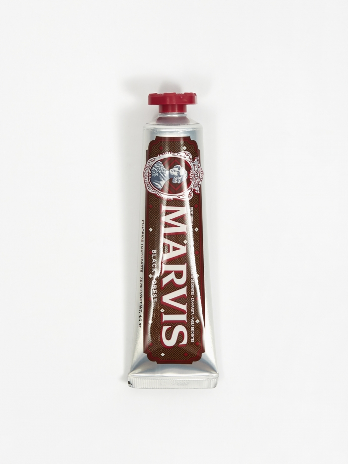 Marvis Toothpaste - Black Forest 75ml (Image 1)