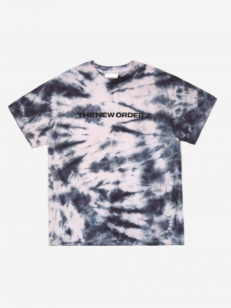 Basic Box Shortsleeve T-Shirt - Tye Dye