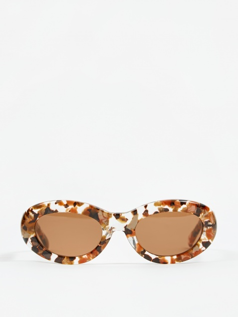 Courtney Sunglasses - Himalayan Salt