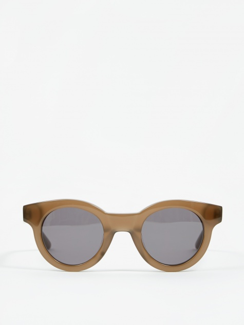 Edie Sunglasses - Ash Grey
