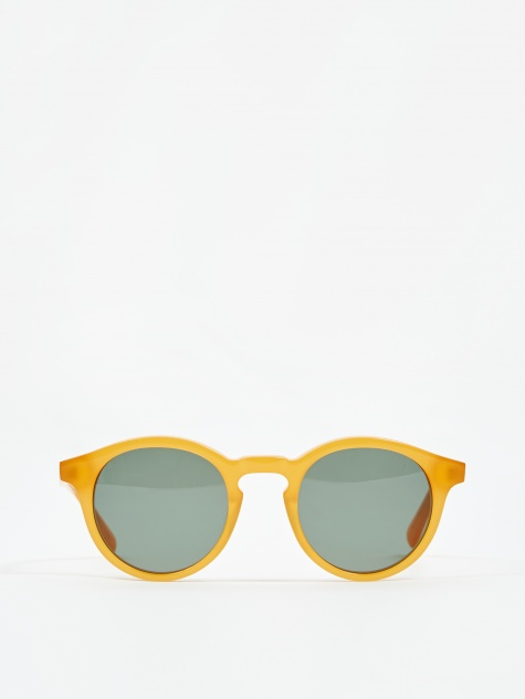 Zinedine Sunglasses - Milky Orange