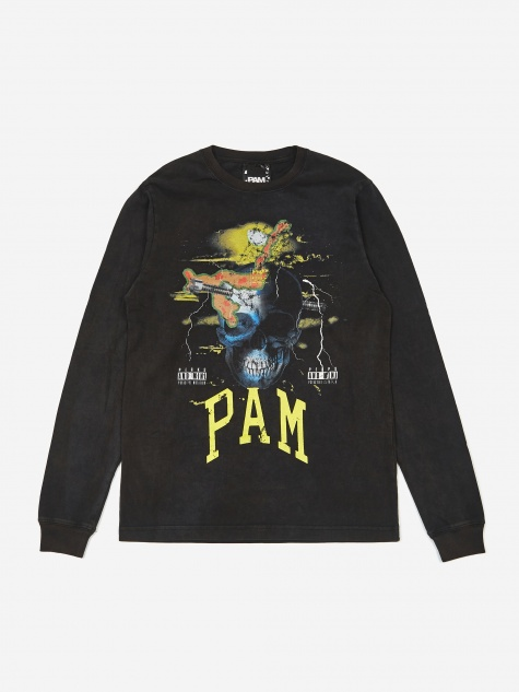 PAM Perks And Mini On Your Mind Longsleeve T-Shirt - Black