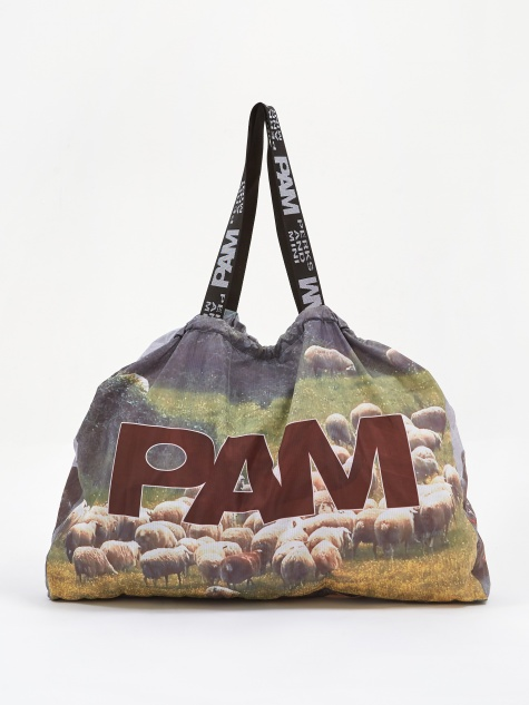 PAM Perks And Mini Bad Rep Nylon Tote Bag - Sheep