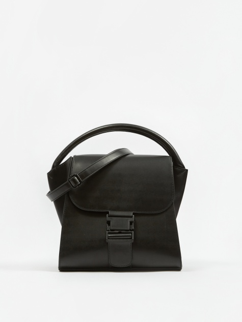 Belted Bag Medium - Black