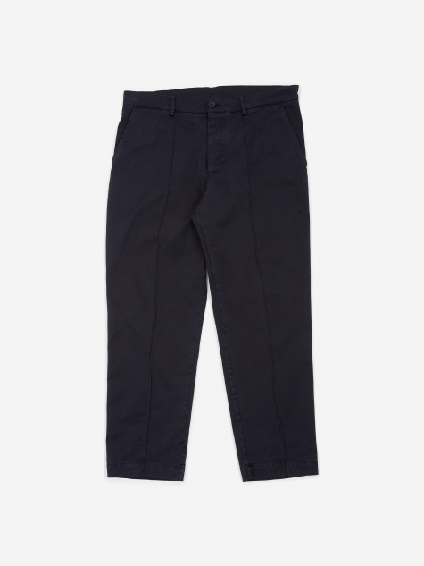 Hand Me Down Trouser - Navy