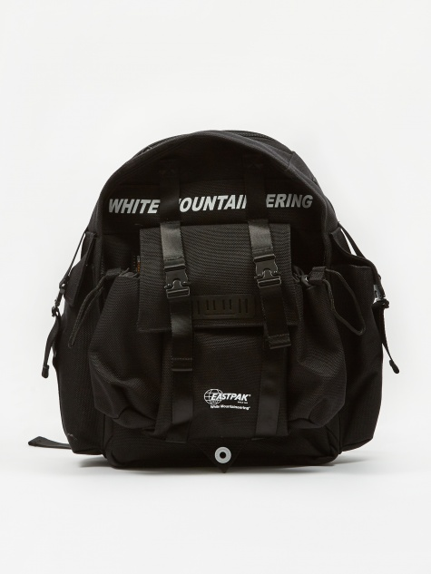 x White Mountaineering Pak'r Backpack - WM Dark