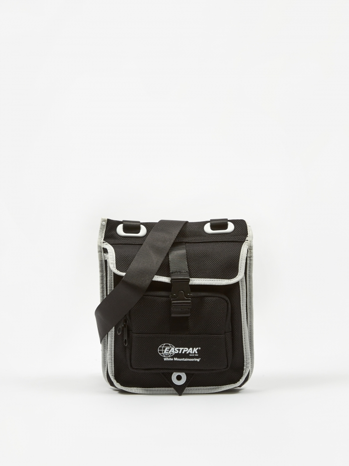 Eastpak x White Mountaineering Musette Sidebag - WM Dark (Image 1)