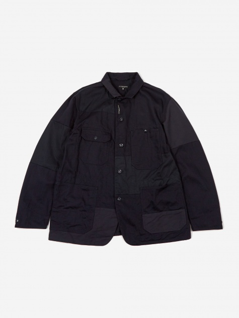 Logger Jacket  - Dark Navy Heavy Twill