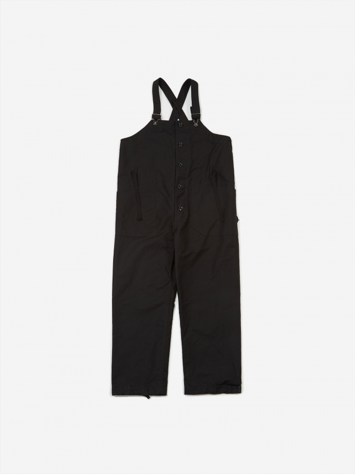 Engineered Garments Overalls - Black (Image 1)