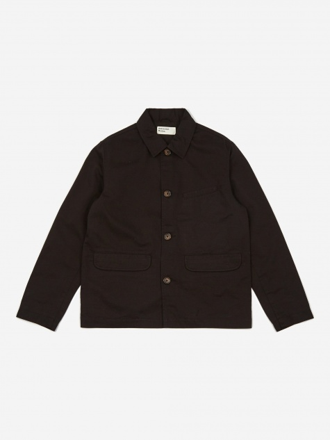 Warmus Jacket - Black