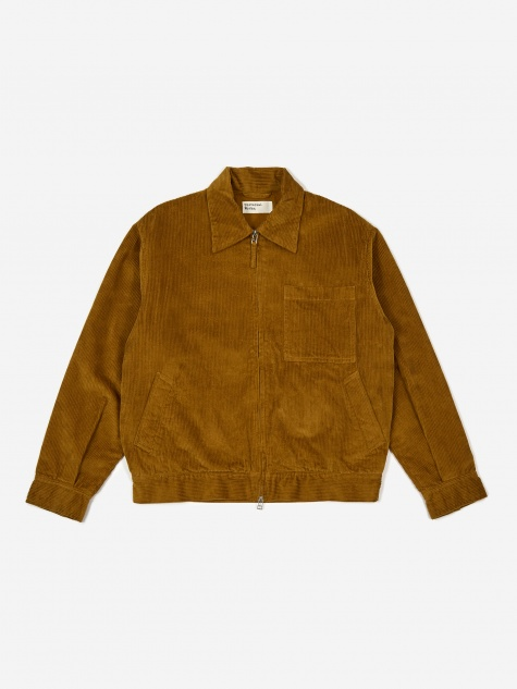 Rose Bowl Jacket - Mustard Cord