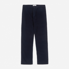 Universal Works Aston Pant - Navy Cord