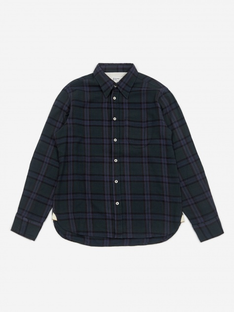Brook Shirt - Rebel Check Navy