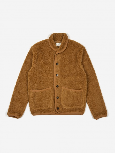Lancaster Mountain Fleece Jacket - Sand