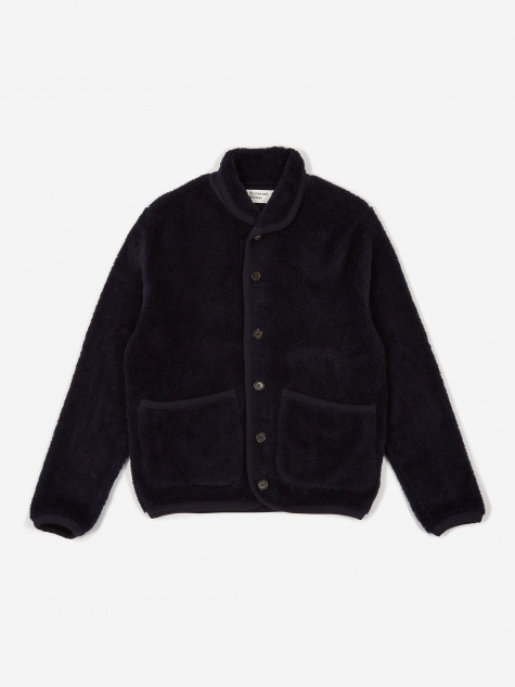 Lancaster Mountain Fleece Jacket - Navy